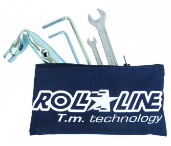 Modelo 9/E Edea Rondò + Roll-line Mistral + Ruote Giotto