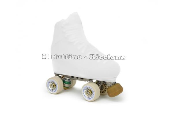 Cubre patines color blanco