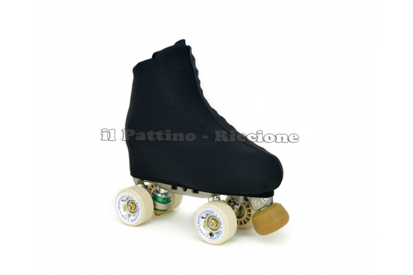 Cubre patines color negro