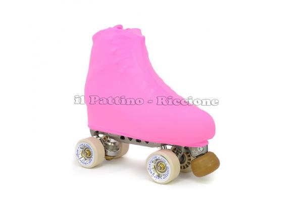 Cubre patines color rosa