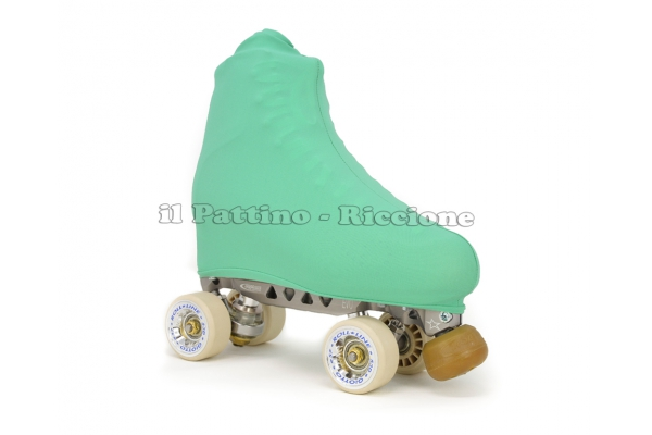 Cubre patines color esmeralda