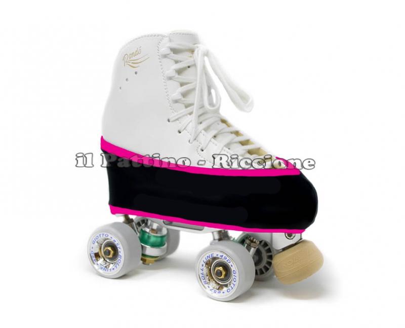 Cubre patines Salvapuntas Fuxia