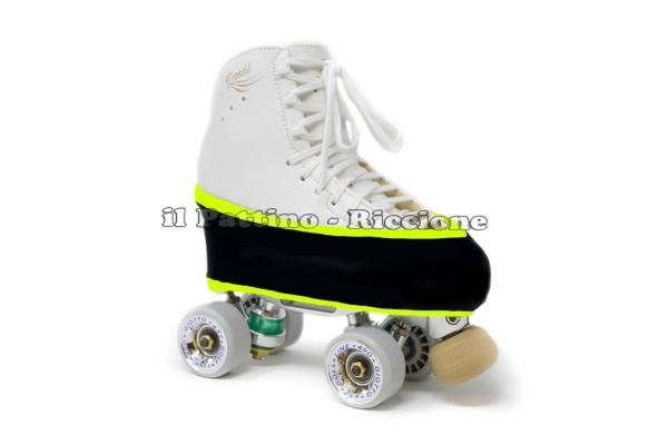 Cubre patines Salvapuntas Amarillo