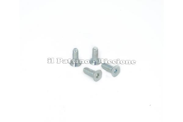Kit roll line tornillo inox de cierre del carro