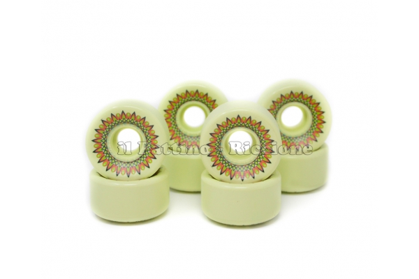 Ruedas Star Design CS 35 diam. 57 mm Verde